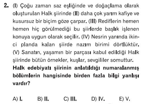 10sınıf Türk Edebiyatı 3ünite Halk Edebiyatı Genel özellikleri